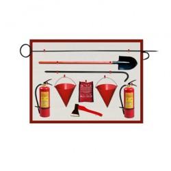 Пожарный инвентарь