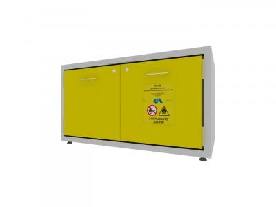 Шкаф для ЛВЖ 900