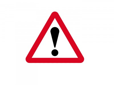 Треугольные дорожные знаки