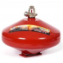 Самосрабатывающие модули пожаротушения