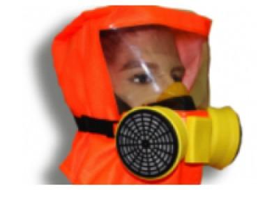 Универсальный фильтрующий малогабаритный самоспасатель (УФМС) «Шанс»-Е (усиленный)