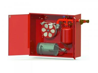 Пенный пожарный шкаф (ШПП)