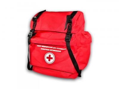 Набор для оказания первой помощи для оснащения пожарного автомобиля