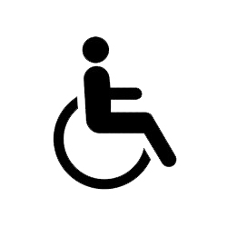 Знаки доступности для инвалидов