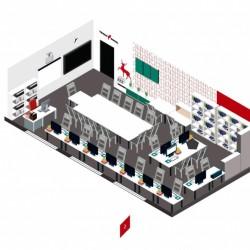 Разработка и организация учебных кабинетов