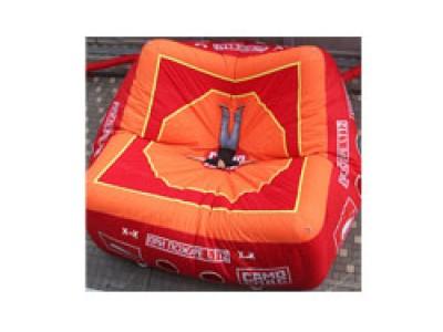 Пневматическое прыжковое спасательное устройство (ППСУ «Куб жизни») Каскад-5/Каскад-5Э