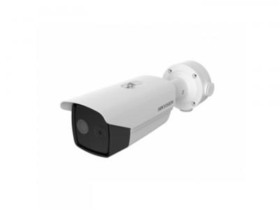 Тепловизионная IP-камера цилиндрическая DS-2TD2617B-6/PA