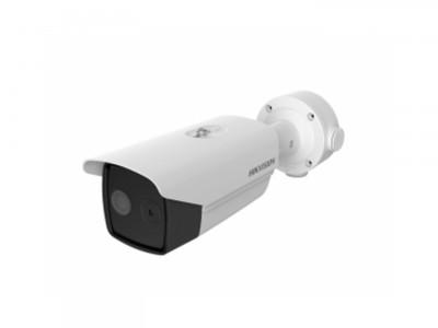 Тепловизионная IP-камера цилиндрическая DS-2TD2637B-10/P