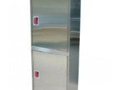 Шкаф пожарный ШПК-320 НЗ ( нержавеющая сталь aisi 304)