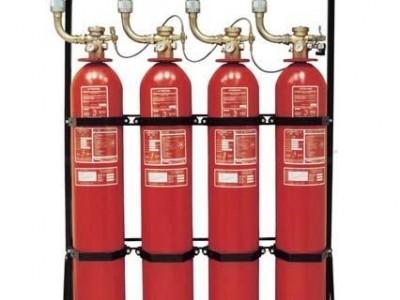 Перезарядка модулей газового (углекислотного) пожаротушения